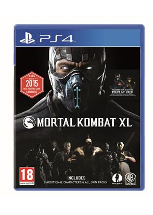 Mortal Kombat XL (PS4) za ok. 79zł @ Base