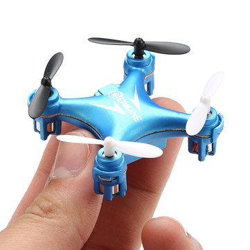 Eachine E10 - mini dron do latania po domu za mniej niż 50zł