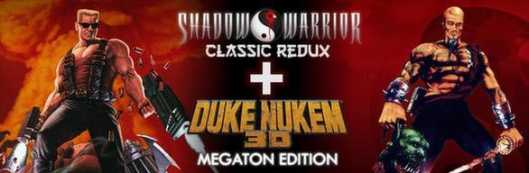 Duke Nukem 3D + Shadow Warrior za ok. 15 zł @ Steam