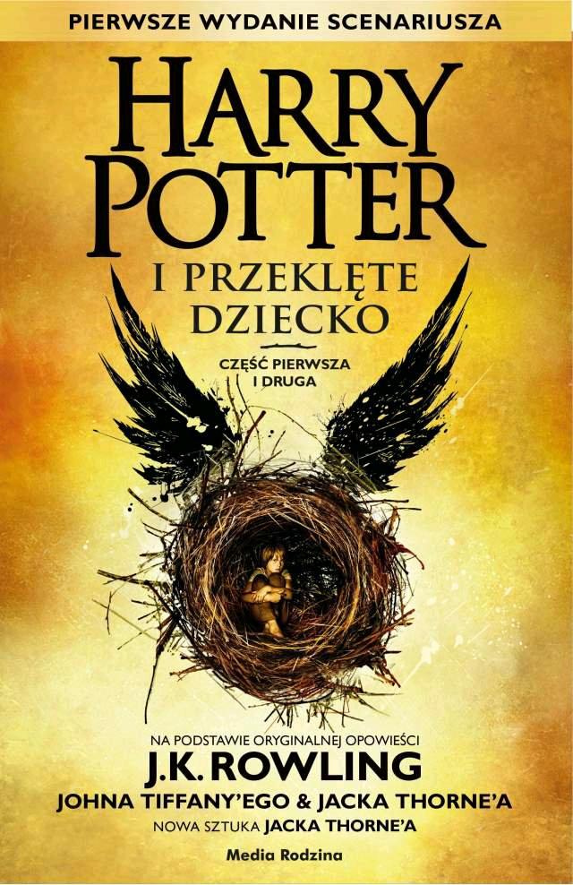 Harry Potter i przeklęte dziecko za 24,99 zł  @ Auchan