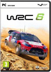 WRC 6 PC w najniższej cenie @cdkeys