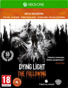 Dying Light Enhanced Edition za 89 na Xbox One