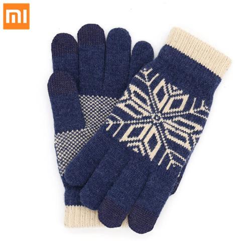 Rękawiczki Xiaomi - ciepłe, ładne i funkcjonalne @Geekbuying