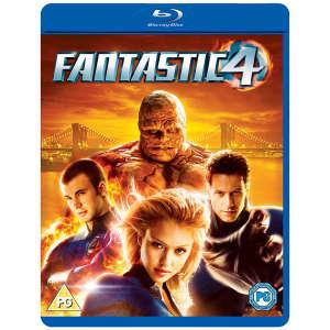 Filmy na Blu-Ray po ok. 15zł (X-Men 2, Kronika, Fantastic Four i inne) @ Zavvi