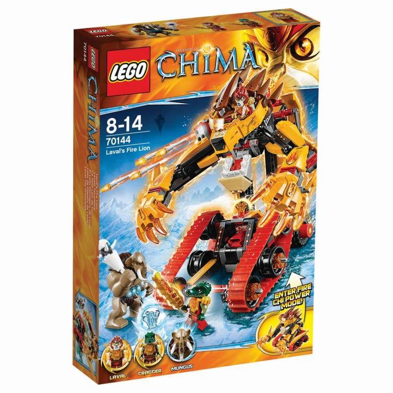 Lego Chima Ognisty Pojazd Lavala lub Lego Friends Szkoła w Heartlake za 159zł @ Carrefour