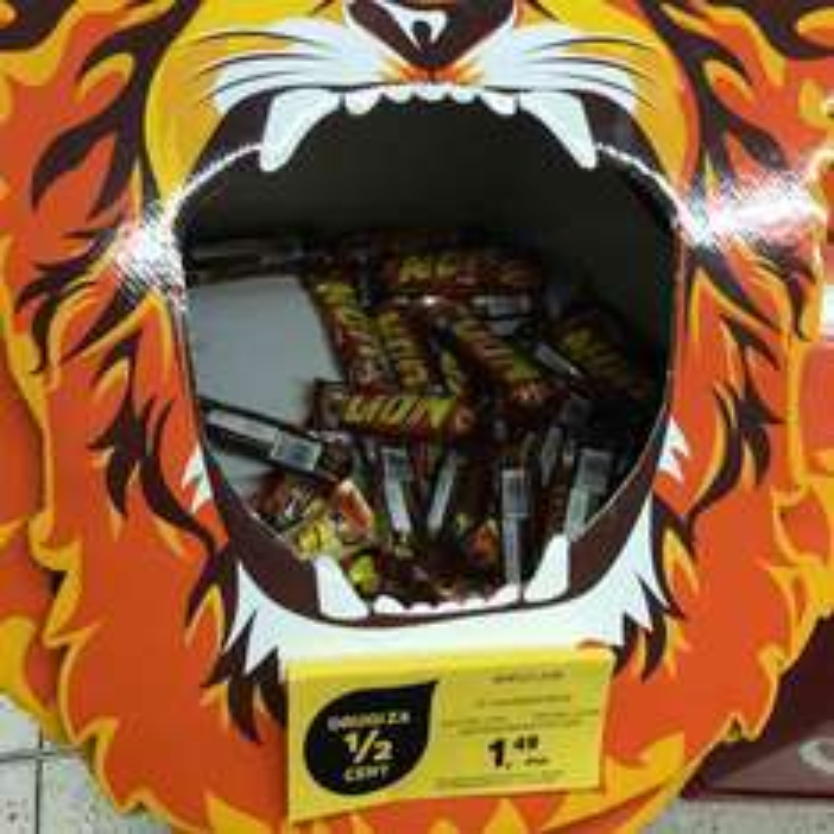 2 Liony za 1,49 @ TESCO