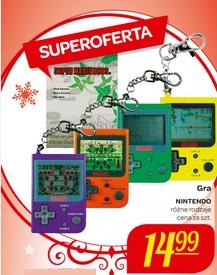 Nintendo mini (różne rodzaje) za 14,99zł @ Carrefour