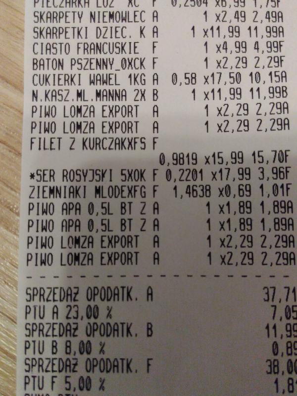 Żywiec APA za 1,89 zł w Intermarche (Leszno)