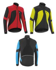 Zimowa bluza rowerowa -  Specialized Start Winter Partial