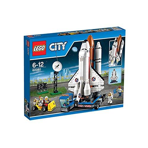 Lego port kosmiczny 60080 - całkiem tanio