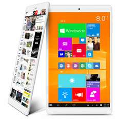 Teclast X80HD tablet Win10 8 inch Win10+Android Intel Z3735F 2G/32GB White