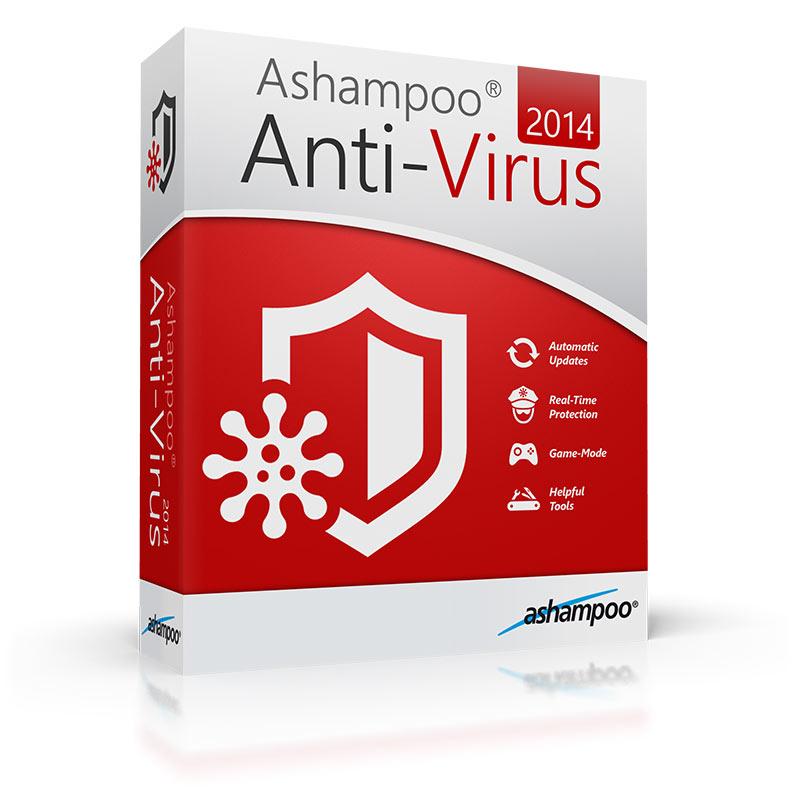 Ashampoo Anti-Virus 2014 za DARMO ( na 6 miesięcy) @ /sharewareonsale.com