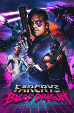 Far Cry 3 - Blood Dragon na Uplay za darmo od 9 listopada (Ubi30)