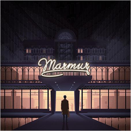 """Taco Hemingway - """"Marmur"""" - nowa płyta za DARMO!"""