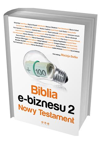 """""""Biblia e-biznesu 2"""" w cenie 19.90 @ Ebookpoint/Allegro"""