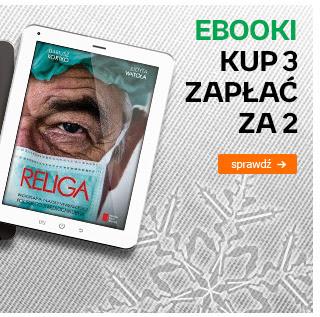 kup 3 ebooki za cenę 2 (3 za 2) wydawnictwa Agora @ Empik