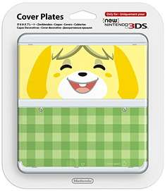 Oryginalny Cover Plate do New Nintendo 3DS za 6,50zł (Melinda -Animal Crossing) @ Amazon.de