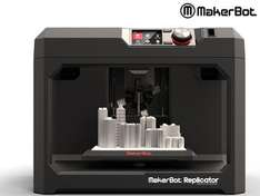 Drukarka 3D MakerBot Replicator 5th Gen. (min. 30% taniej)