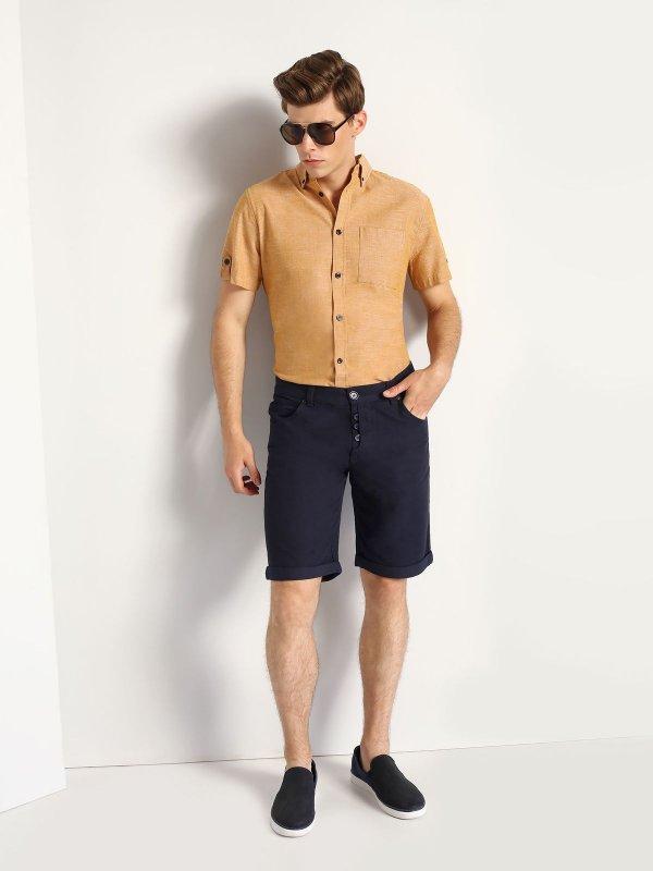 Koszula męska (krótki rękaw) za 34,99zł@ Top Secret