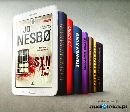7 książkowych hitów w 7 miesięcy do czytania lub słuchania za darmo @ Samsung