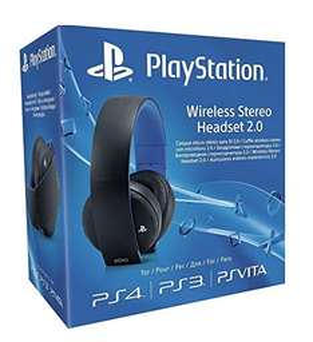 Sony PlayStation Wireless Stereo Headset 2.0 (PS3/PS4/PSV) za ok. 275zł @ Amazon.uk