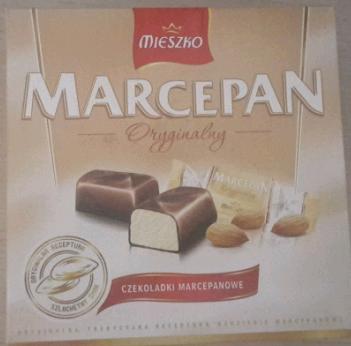Czekoladki marcepanowe Mieszko 400g @Carrefour