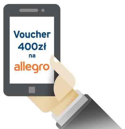Voucher 400 zł na Allegro za założenie karty kredytowej @ Citi Handlowy