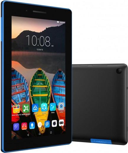 """Tablet Lenovo TAB3 A7-10I (7"""", 3G, Czarno-niebieski) za 381,65zł @ Morele"""