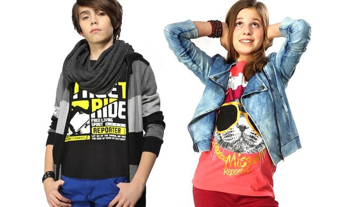 Koszulki marki Reporter Young w okazyjnej cenie 19,99zł @ Groupon
