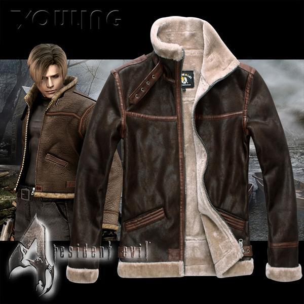 Kurtka z Resident Evil 4
