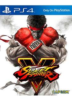 Street Fighter 5 (PS4) za ok. 80zł @ Base
