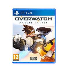 Overwatch [Playstation 4] za ~139zł z wysyłką @ Amazon.co.uk