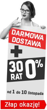 DARMOWA dostawa + RATY 0% @ Redcoon.pl