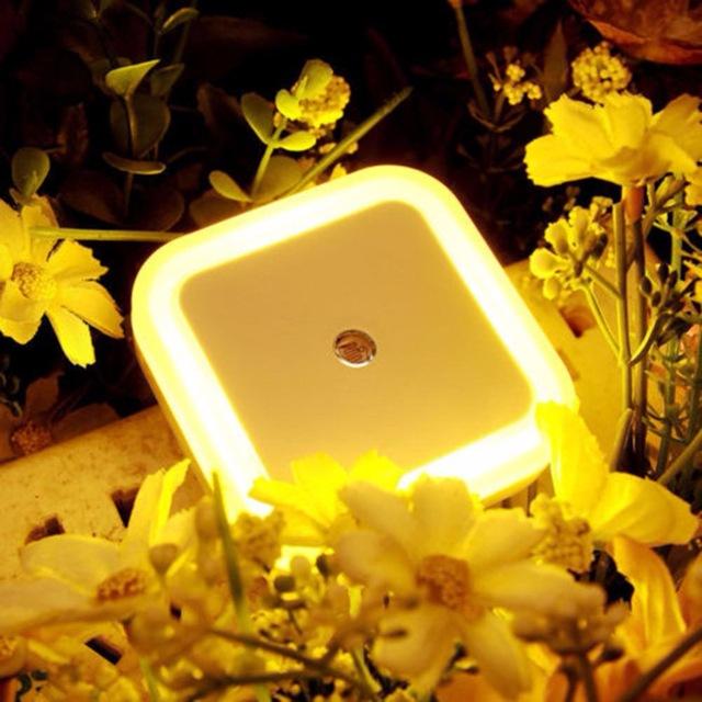 w dzień 11.11 lampka nocna Led z sensorem / czujnikiem zmierzchu Aliexpress