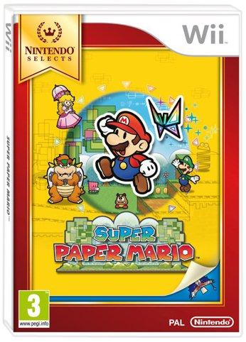 Super Paper Mario  [Nintendo Wii] za ~53zł @ Amazon.it