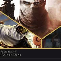 Golden Pack - Sid Meier's Pirates!,  Spec Ops: The Line + losowa gra za ~2,50zł @ GMG