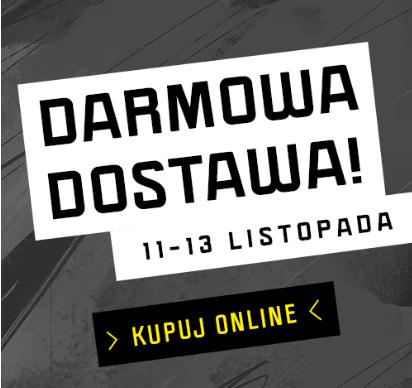 Darmowa dostawa @ Cropp