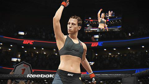 Promocja UFC 2 PS4 XONE