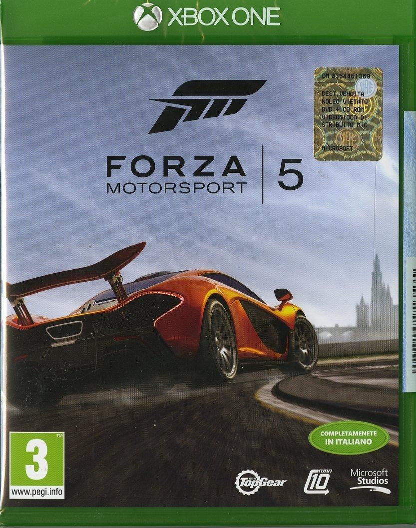 Forza Motorsport 5, Assassin's Creed IV: Black Flag, Dead Rising 3 na Xbox One po około 103zł @ Amazon