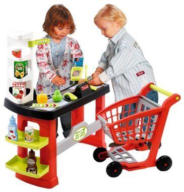 Supermarket z wózkiem za 99,99zł (-50%) @ Carrefour