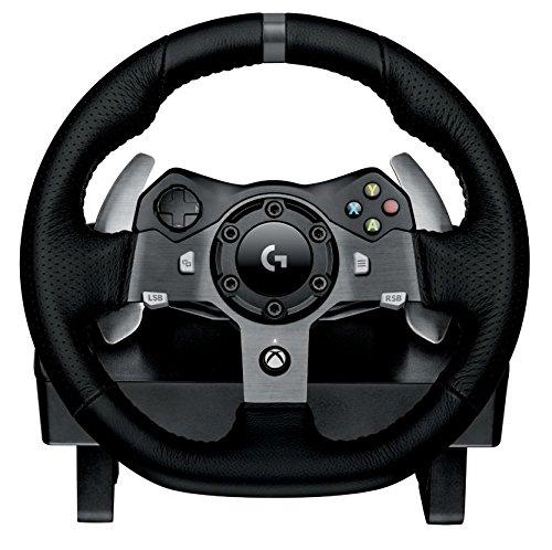 [Cyber Monday] Kierownica Logitech G920 [PC, Xbox One] za ~915zł z dostawą (zamiast 1269zł) @ Amazon.de