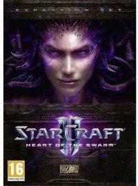 Starcraft II 2: Heart of the Swarm (PC/Mac - Battle.net) za ok. 26zł @ CDkeys