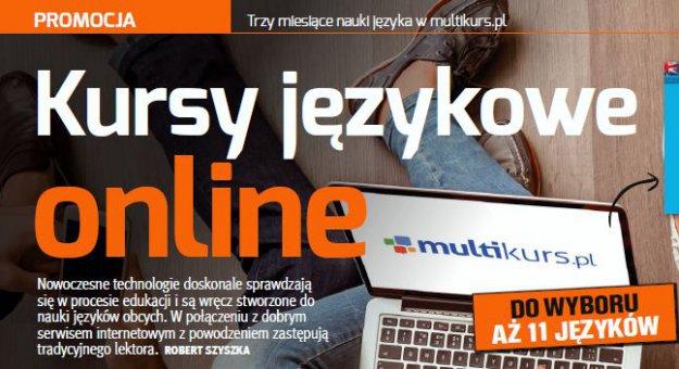 Kurs językowy w multikurs.pl na 3 miesiące w PC Format
