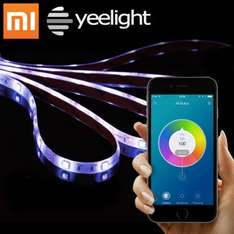 Xiaomi Yeelight Smart Light Strip (smart LED - sterowanie smartfonem) @ Gearbest
