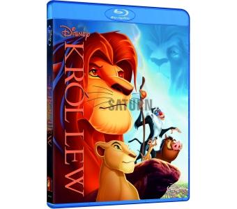 Król Lew na Blu-Ray za 19,99zł! @ Saturn