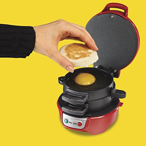 Electric Breakfast Sandwich Maker za ok. 105zł @ Amazon.uk