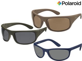 Męskie okulary sportowe Polaroid Flexible