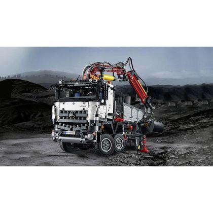 LEGO Technic Mercedes-Benz Arocs 52% taniej i inne