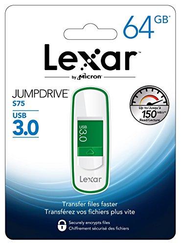 Lexar Professional JumpDrive S75 64GB USB 3.0 (150MB/s)