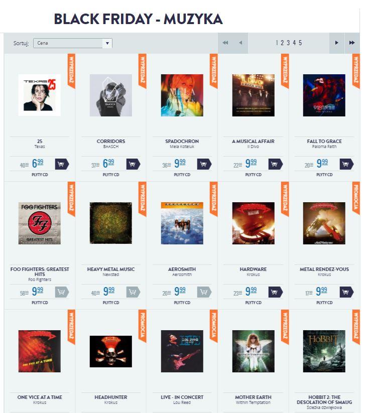 "Płyty CD - Sia ""This is Acting"", Imagine Dragons, Foo Fighters, HEY i WIELE inne za 9,99zł @ CDP"